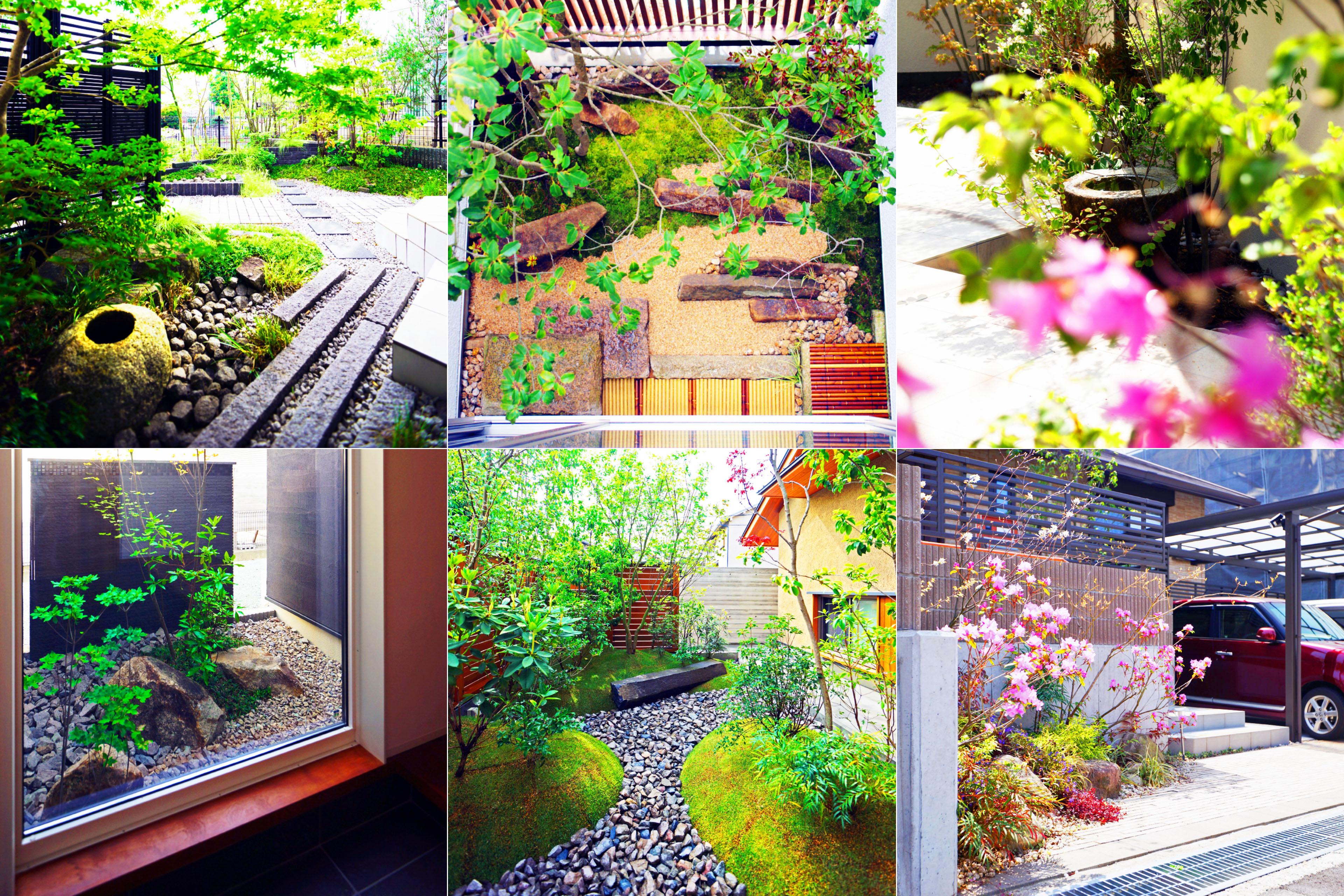 ガーデンの施工事例集2